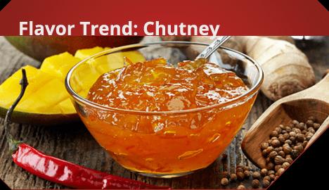 Flavor Trend: Chutney