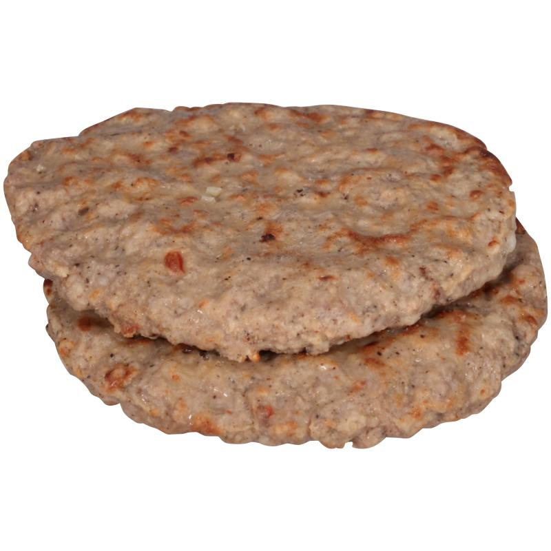 Dixie Skillet Fully Cooked Sausage Patty, 1.5 Oz Patties