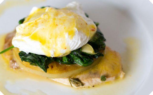 Chefs Talking Eggs Benedict
