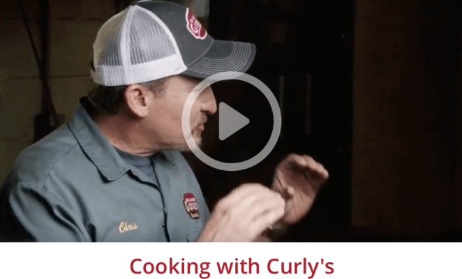 Cooking with Curly's