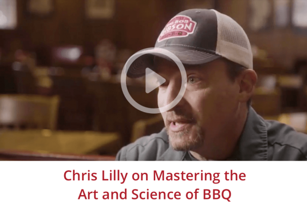 Chris Lilly on mastering the art and science of BBQ