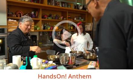 HandsOn! Anthem