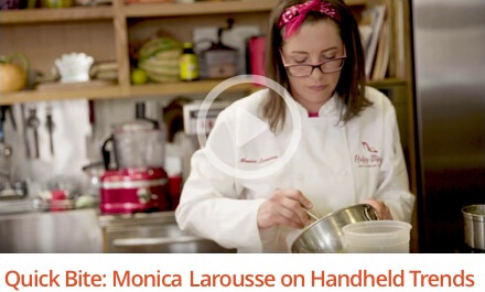 Quick Bite: Monical Larousse on Handheld Trends