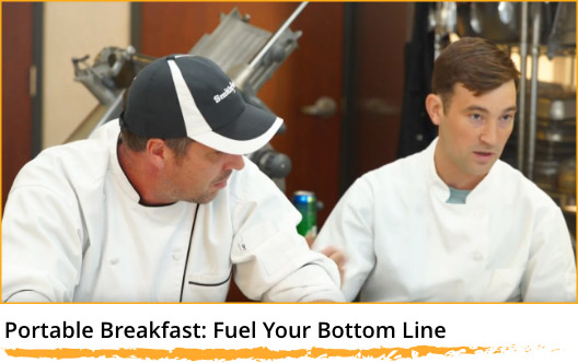 Fuel Your Bottom Line With Portable Breakfast