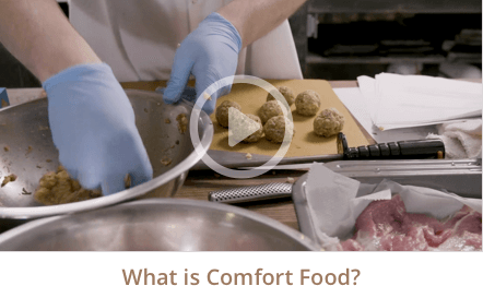 What is Comfort Food
