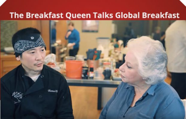 The Breakfast Queen Talks Global Breakfast